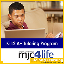 K-12 A+ Tutoring Program